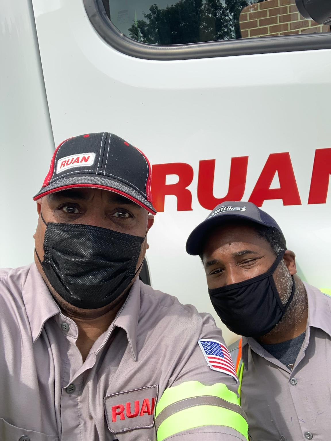 Ruan is hiring team drivers