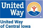 United Way of Central Iowa logo