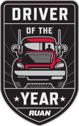 Ruan Driver of the Year